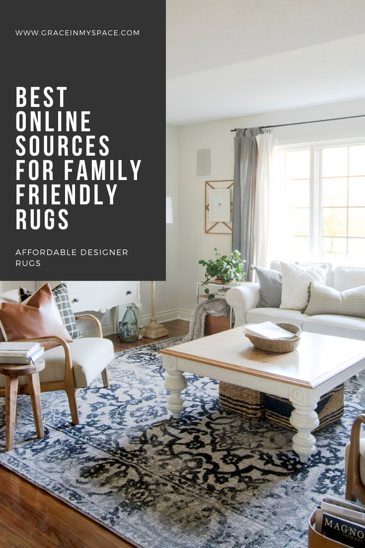 Do you love the look of designer rugs, but can't afford the price tag? Here are beautiful discount rugs: any size, any room, any budget.