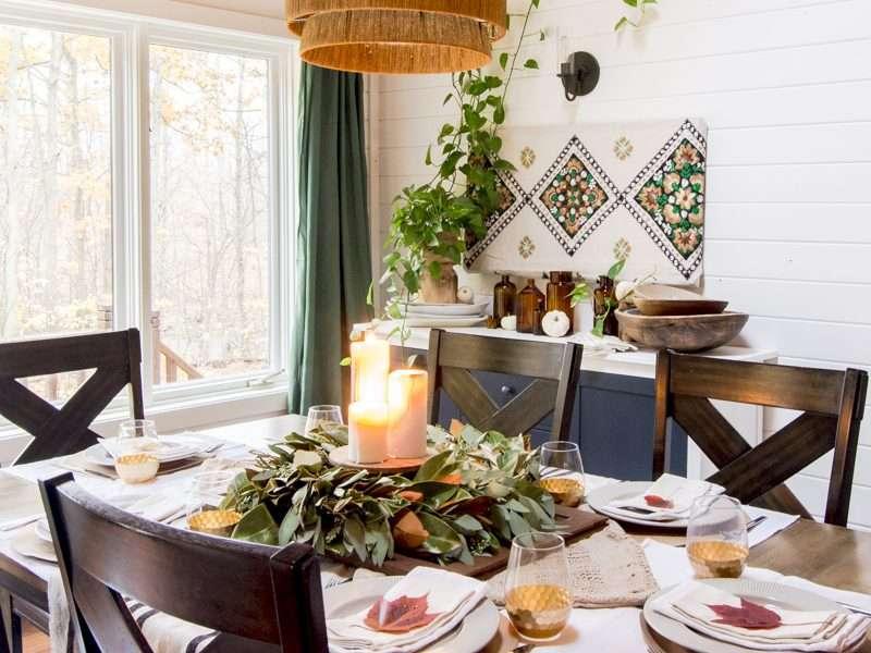 Three Easy Thanksgiving Centerpiece Ideas