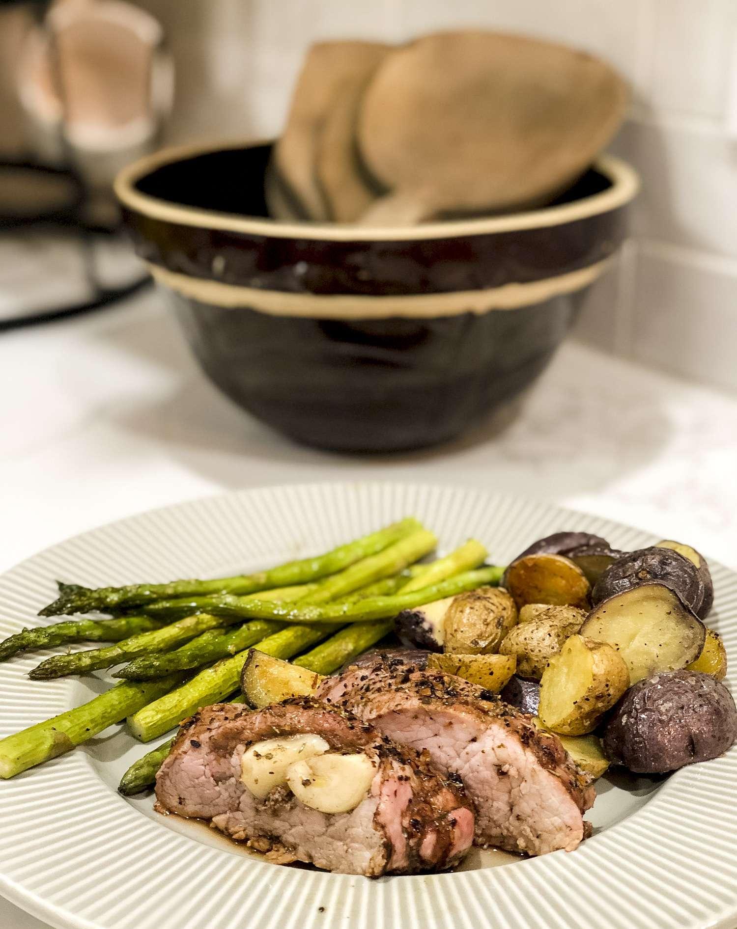 Best pork tenderloin recipe.