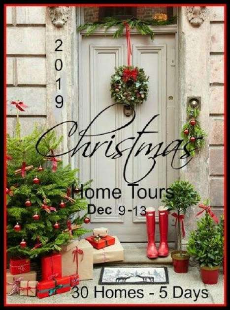 30 Christmas Home Tours