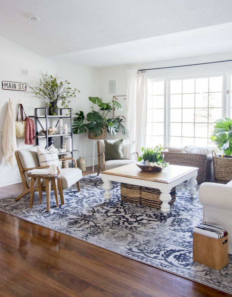 Neutral Spring Decor Ideas for the Modern Farmhouse Home