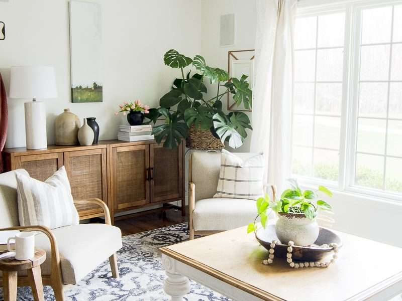 Living Room Storage Cabinet   Get the Look for Less