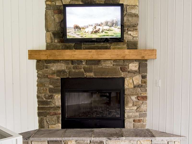Easy Updates for Fireplace Makeovers on a Budget
