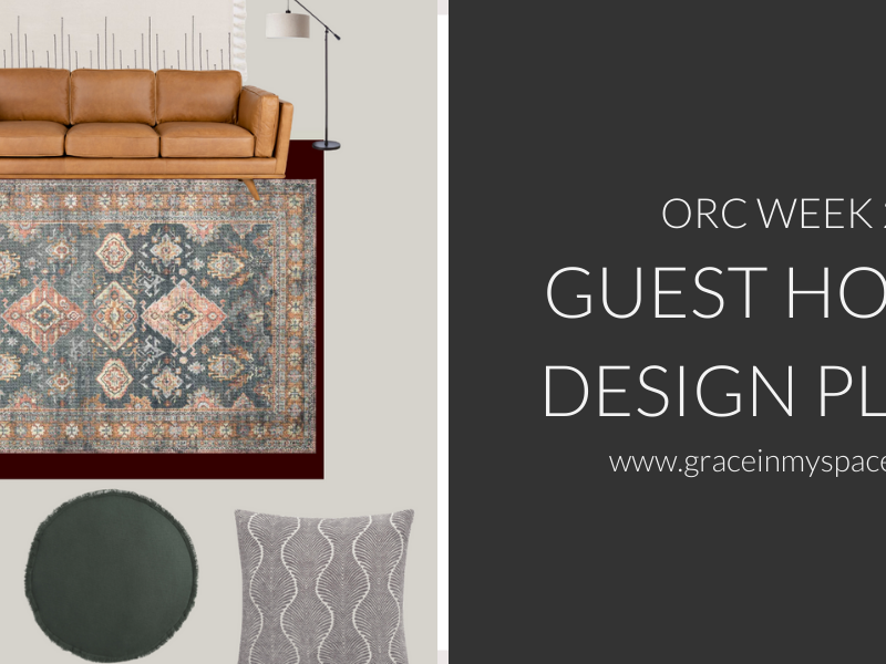 Guest House Design Plans | Cozy Modern Retreat
