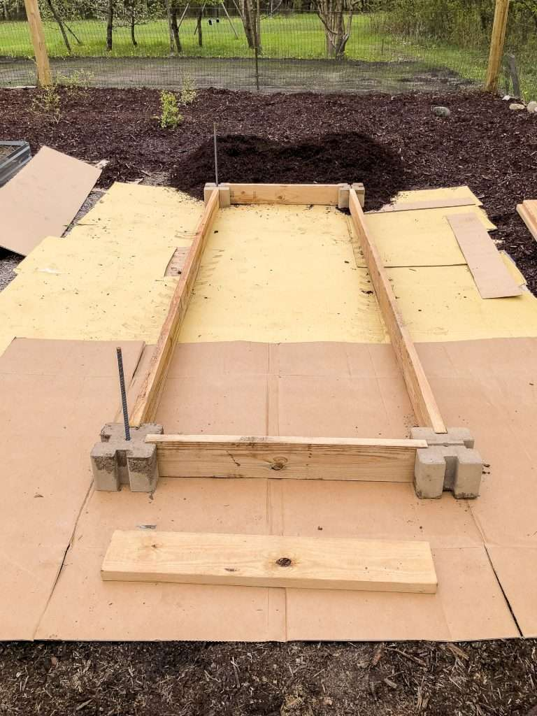 Raised bed DIY