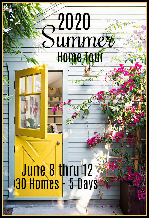 30 Summer Home Tours