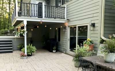 Giving new life to a worn out wood deck completely changes a home! Learn how to paint a deck with the best deck paint for an amazing transformation.