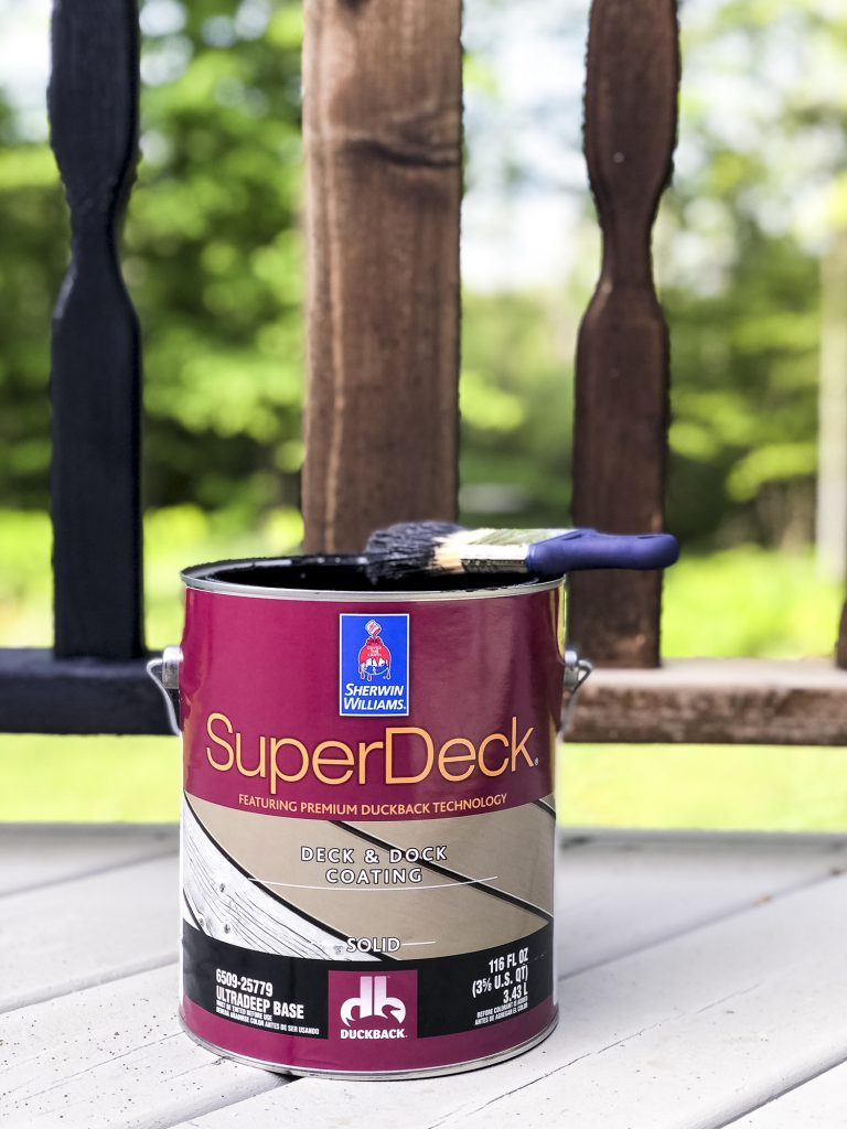 Super deck, deck paint.