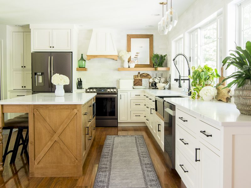 Best Modern Farmhouse Kitchen Style Elements