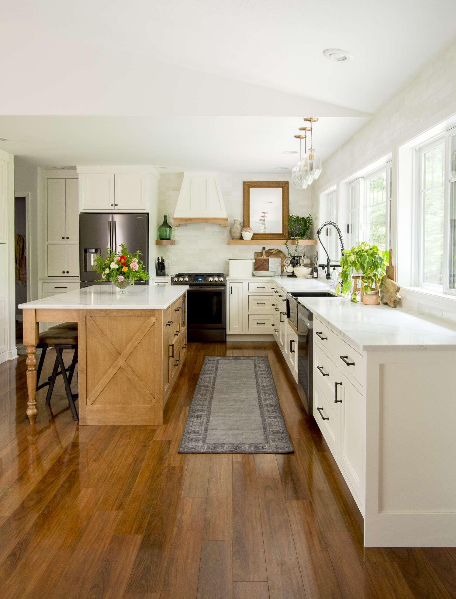 Custom kitchen remodel ideas.