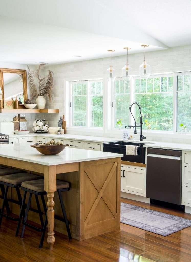 Fall kitchen decor ideas.