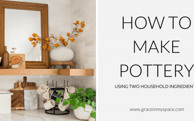 How to make your own pottery