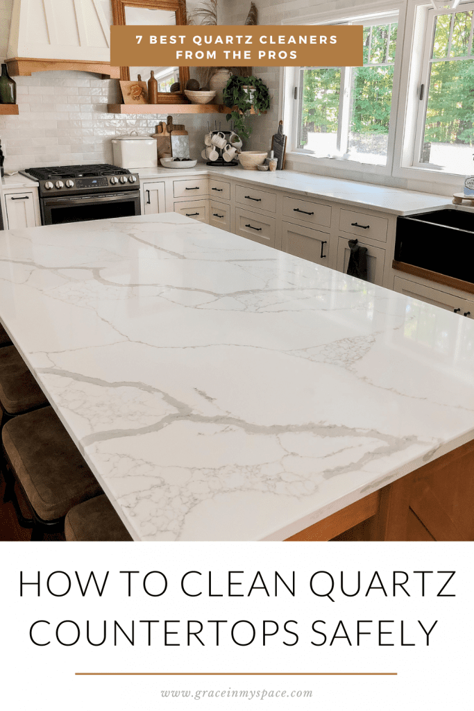 How to Clean Quartz Countertops Safely