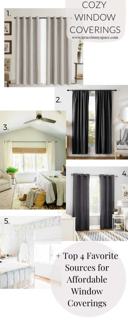 Top sources for window coverings.