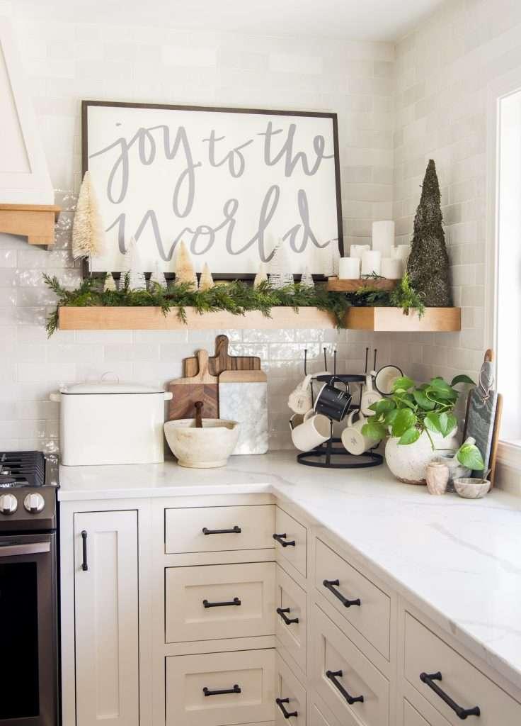 Adding trees to Christmas decor