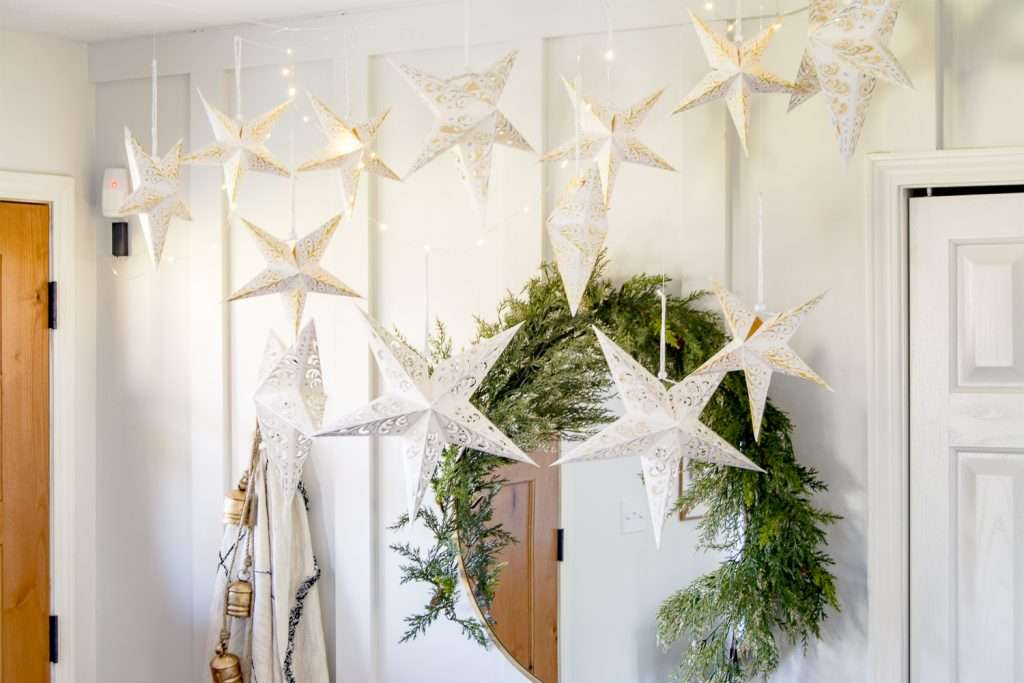 Christmas Star Decorations for a Magical Display