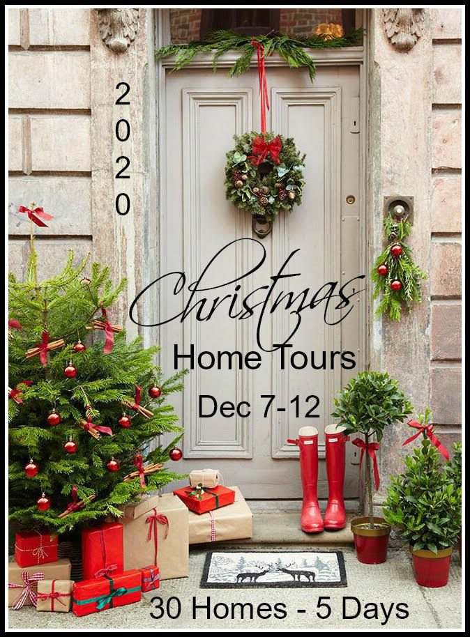 30 Christmas Home Tours