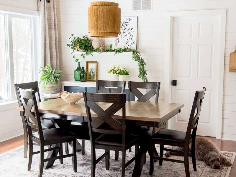 10 Affordable Modern Farmhouse Spring Decor Ideas