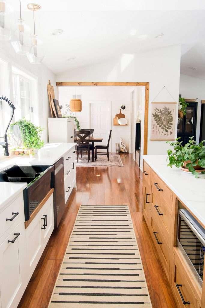 Botanical artwork for cottagecore home vibes