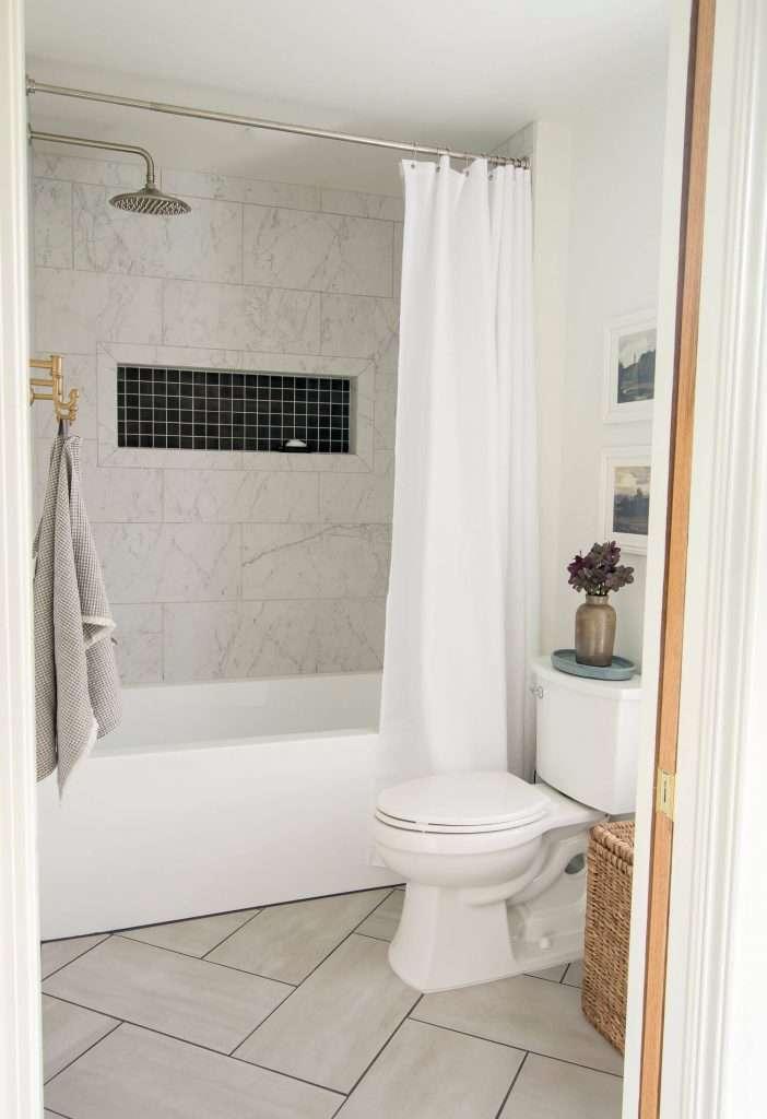 Tile shower renovation cost