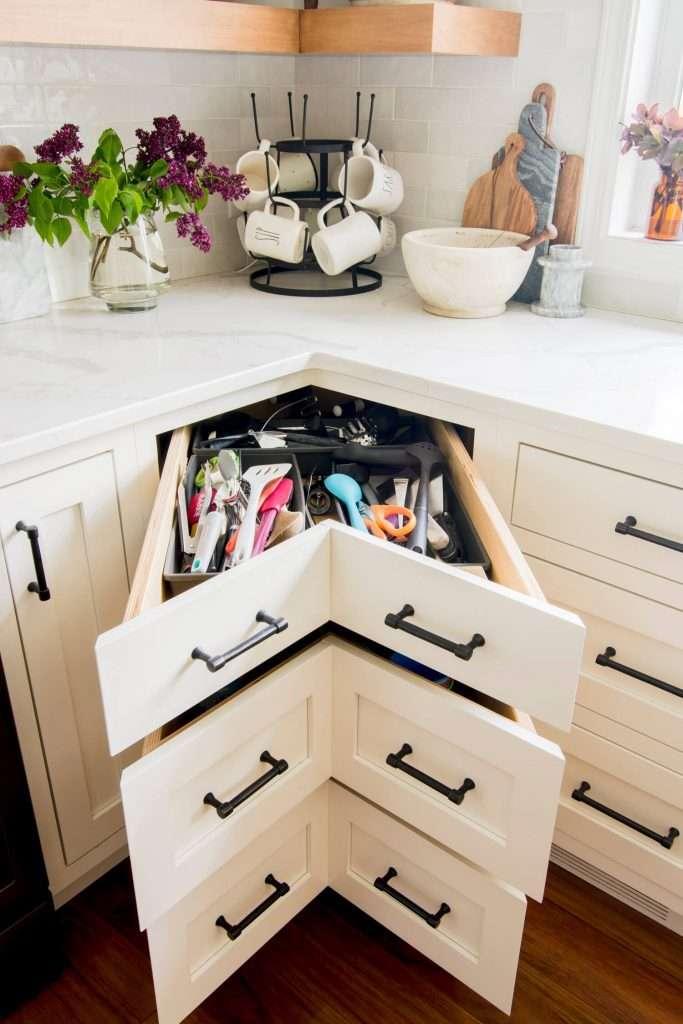 Kitchen Design 2021 Corner Cabinet Ideas Grace In My Space