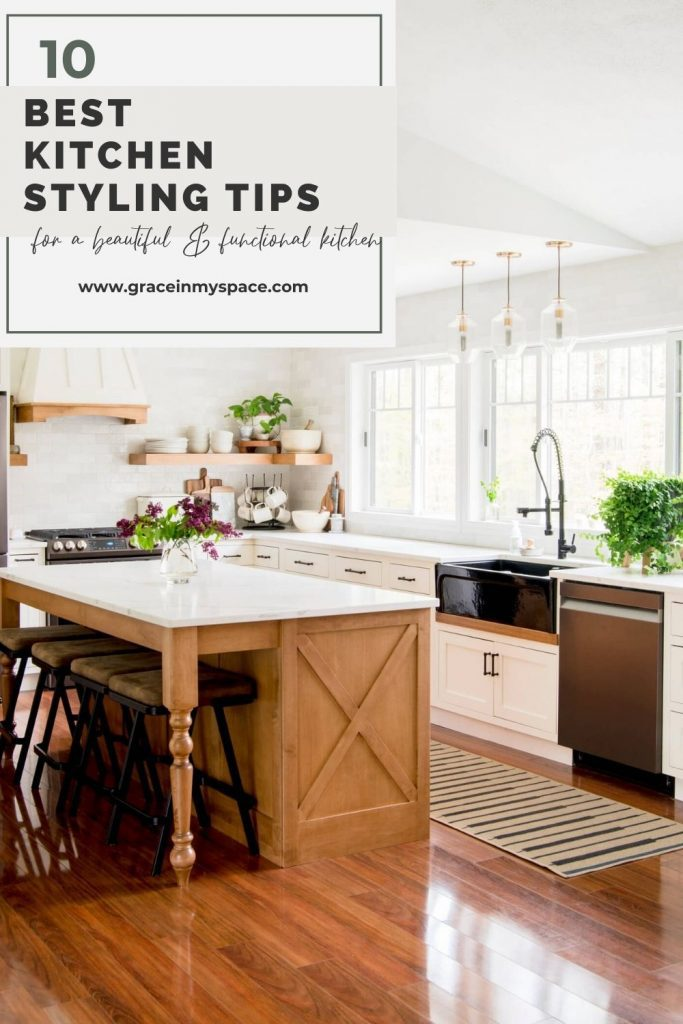 10 Best Kitchen Styling Tips
