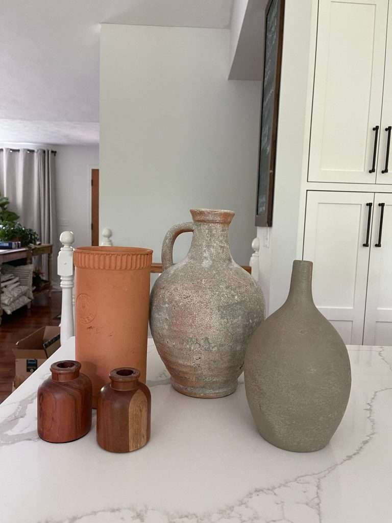 Pottery before transformation