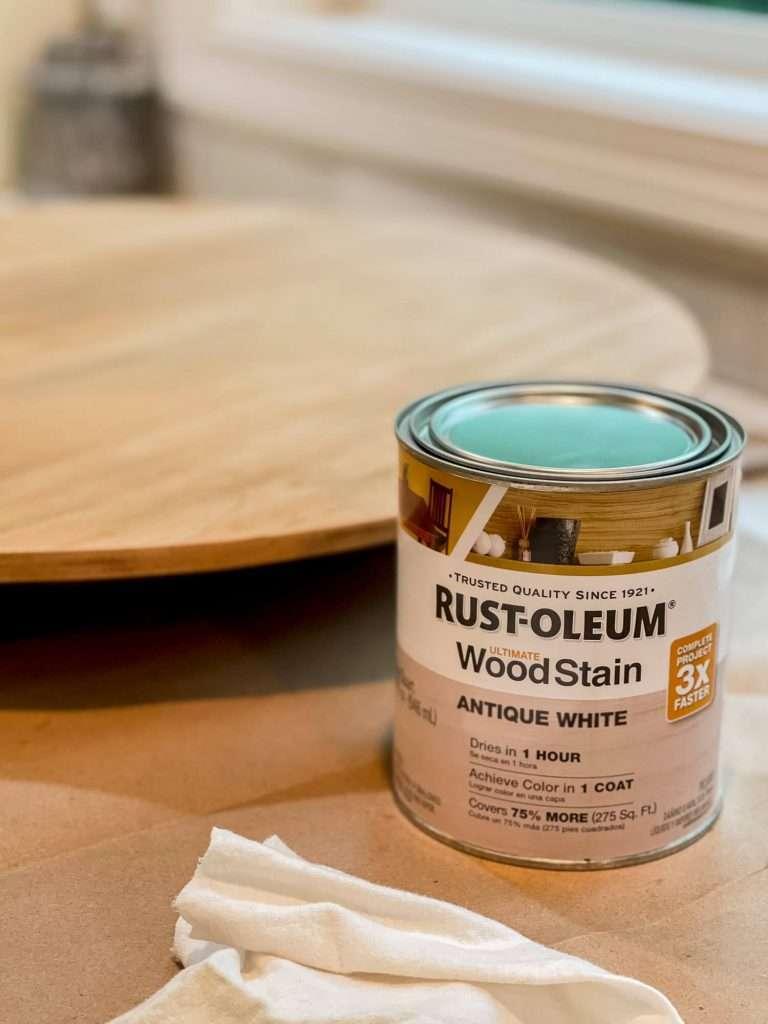 Rustoleum antique white