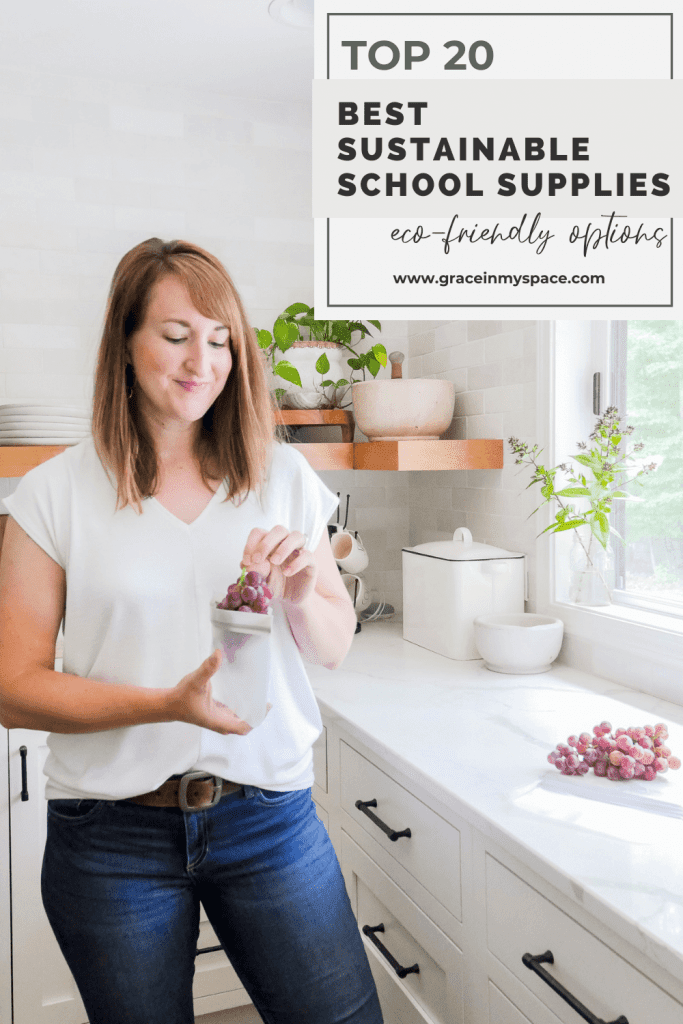 Top 20 Eco-Friendly & Sustainable School Supplies