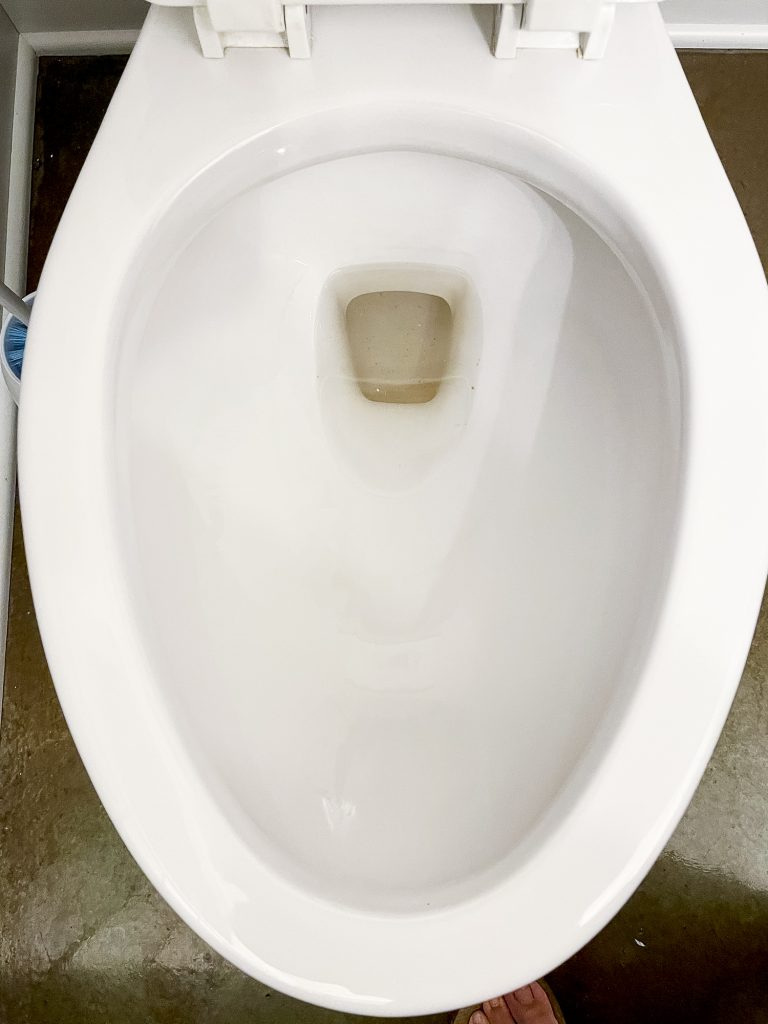 Septic Safe Toilet Cleaner | Toilet Cleaner Ball Recipe