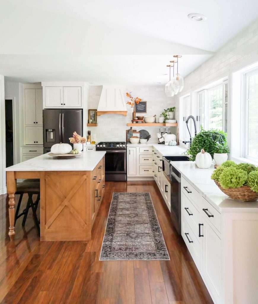 Fall kitchen ideas.