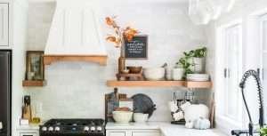 15 Farmhouse Kitchen Ideas on a Budget