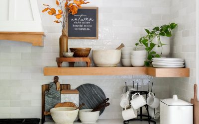 Get the Look: Vintage Modern Fall Decorating Guide