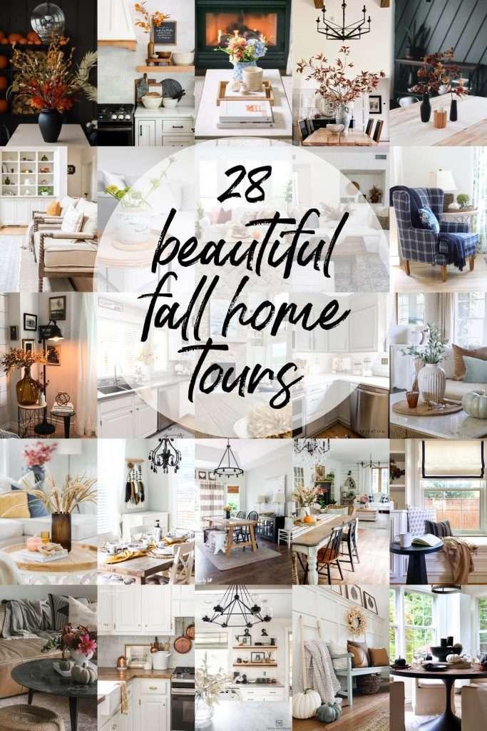 28 Seasonal Simplicity Fall Home Tours