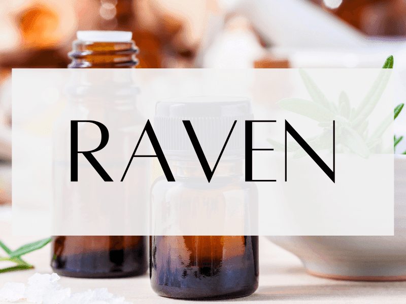 10 Raven Essential Oil Benefits & 13 Uses